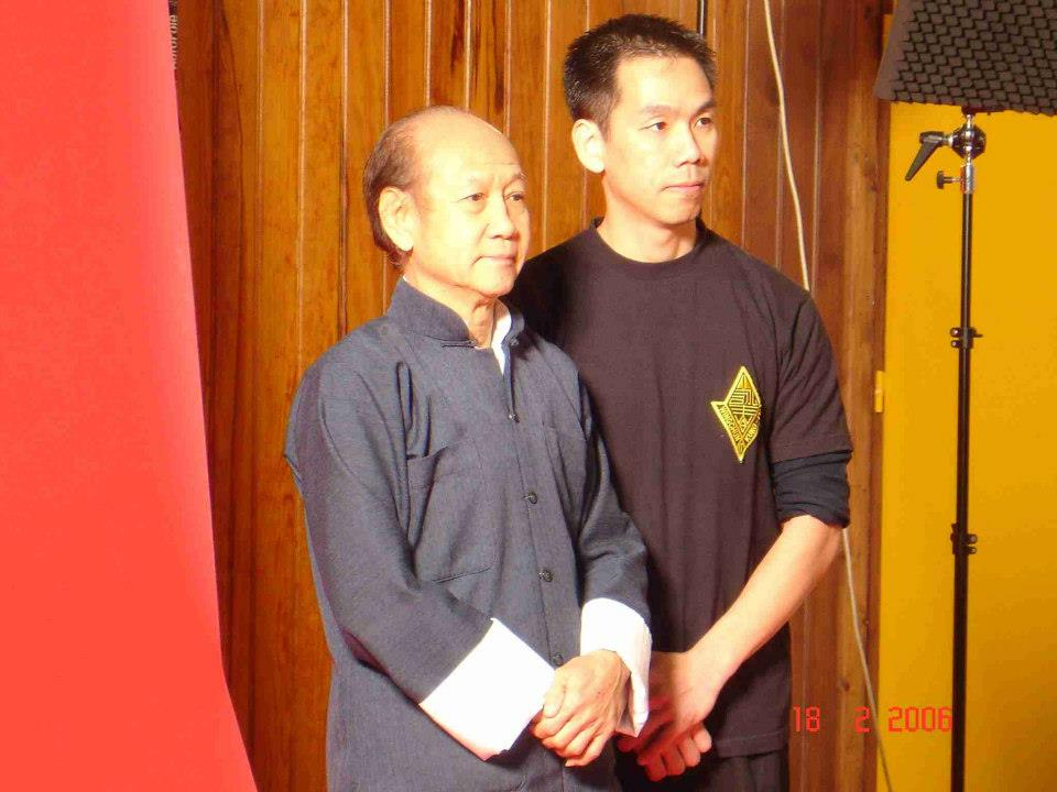 01 Sifu Lo Man Kam and his son Gorden Lu