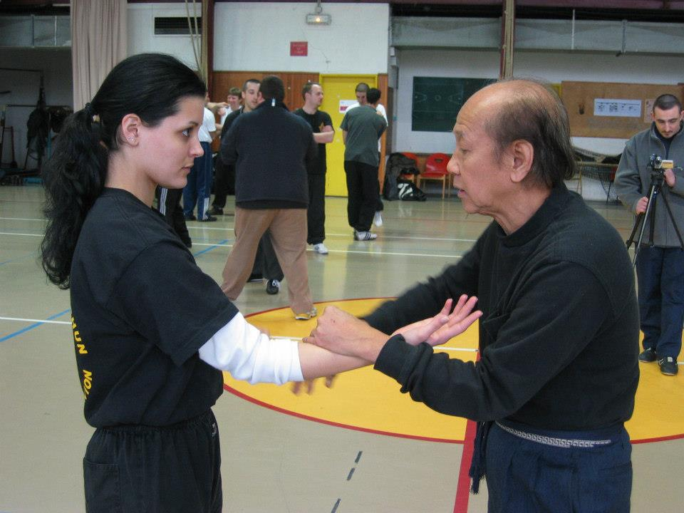 07 Sifu Lo and Clarissa