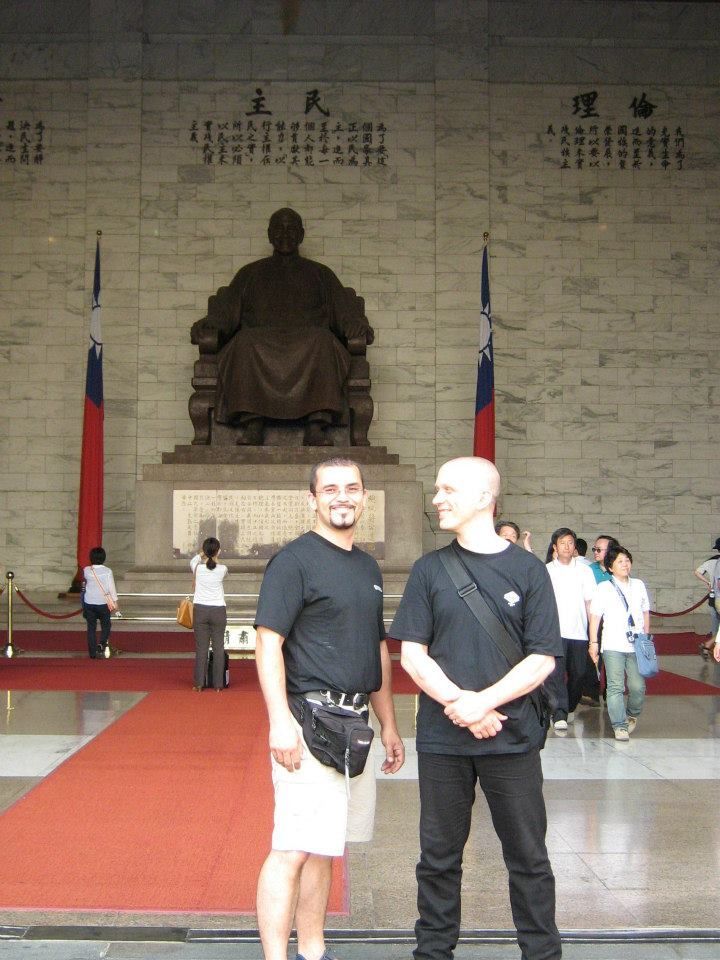 14 Im Chang Kai Shek Memorial