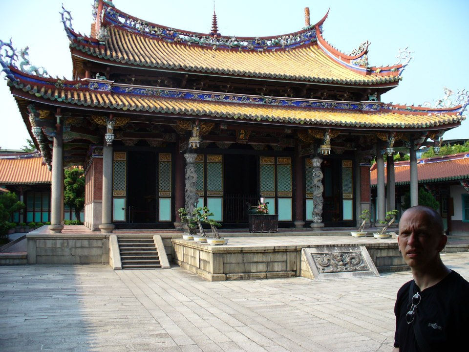 23 Tempel in Taipeh