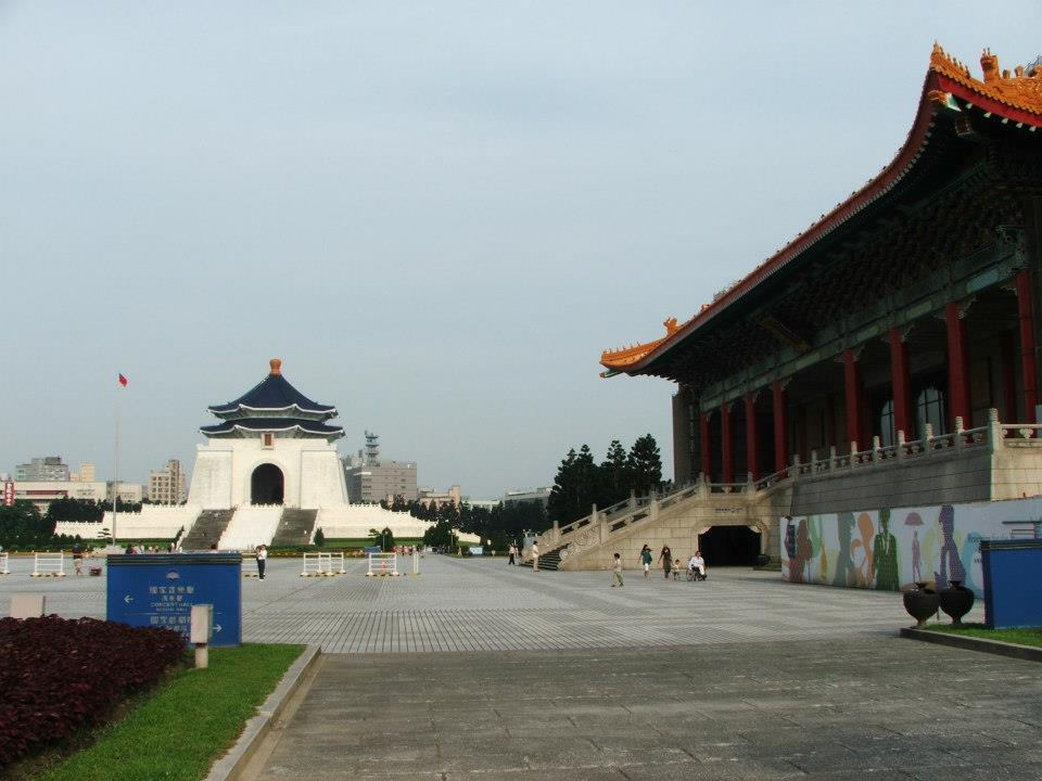 11 Chang Kai Shek Memorial