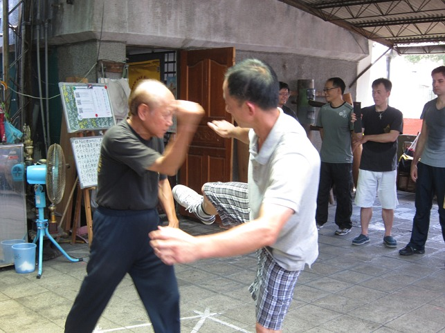 Sifu in Aktion